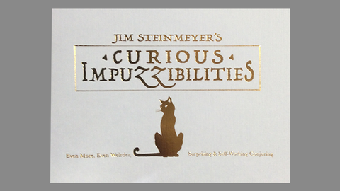Curious Impuzzibilities by Jim Steinmeyer