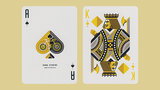 DKNY (Yellow Wheel) Playing Cards by Art of Play