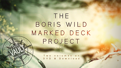 The Vault - Boris Wild Marked Deck Project by Boris Wild video DOWNLOAD