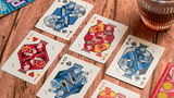 Scratch & Win Playing Cards by Riffle Shuffle