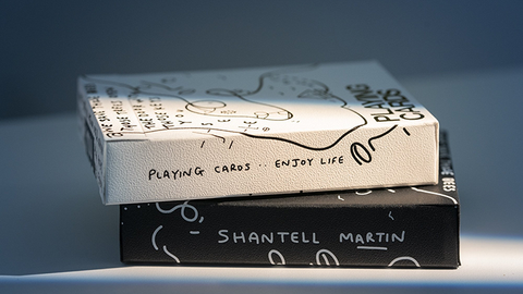 Shantell Martin Playing Cards by theory11