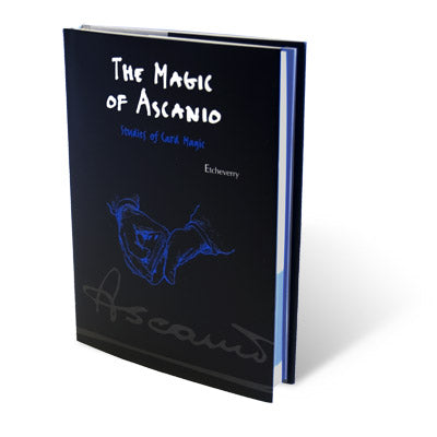 Magic Of Ascanio Vol.2 - Studies Of Card Magic by Arturo Ascanio - Book