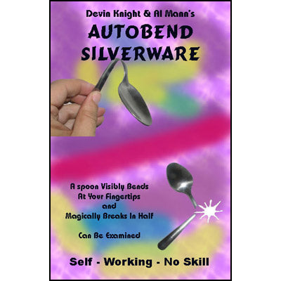 Autobend Silverware by Devin Knight and Al Mann - Trick