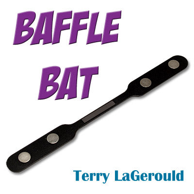 Baffle Bat by Terry LaGerould - Trick