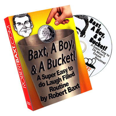 Baxt, a Boy & a Bucket -by Robert Baxt - DVD