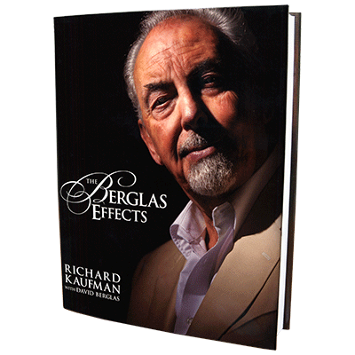 The Berglas Effect (Books and DVD) by Richard Kaufman and David Berglas - Book