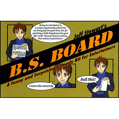 B.S. Board by Jeff Stewart - Trick