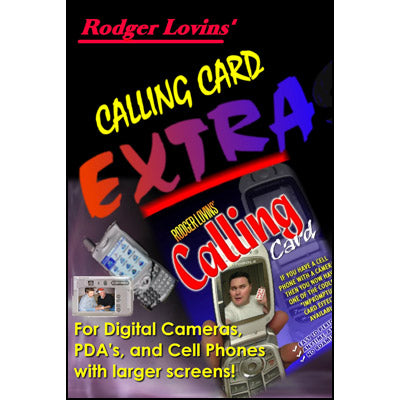 Calling Card Extra by Rodger Lovins - Trick