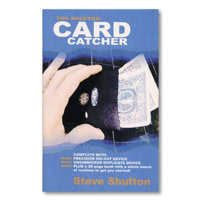 Card Catcher by Steve Shufton - Trick