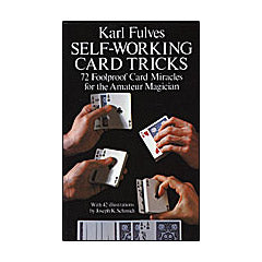 Self Working Card Tricks by Karl Fulves - Book
