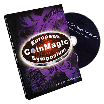 Coinmagic Symposium Vol. 4 - DVD
