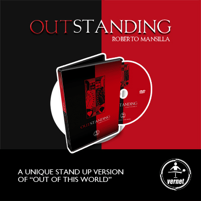 OUT-STANDING by Roberto Mansilla and Vernet - DVD