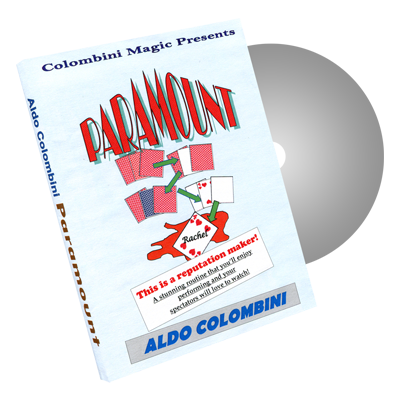 Paramount by Wild-Colombini Magic - DVD