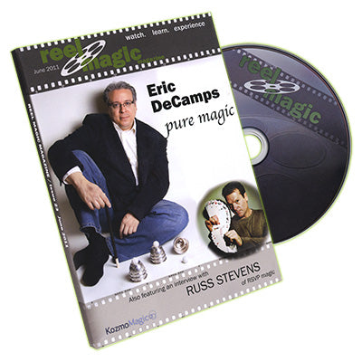 Reel Magic Episode 23 (Eric Decamps) - DVD