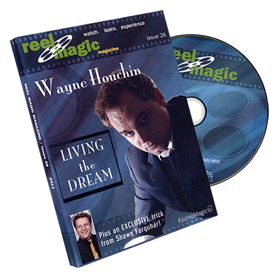 Reel Magic Episode 26 (Wayne Houchin) - DVD