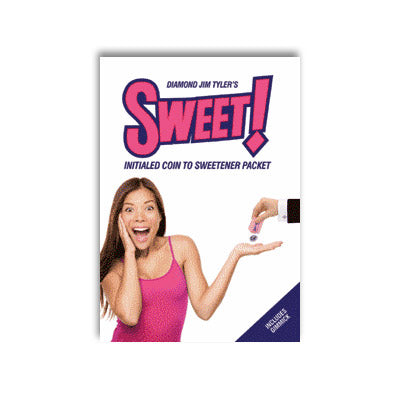 Sweet (Bonus - Birthday Card) by Diamond Jim Tyler - DVD