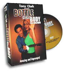 Bottle Thru Body Tony Clark, DVD