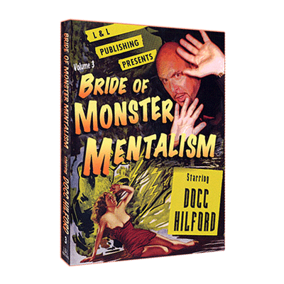 Bride Of Monster Mentalism - Volume 3 by Docc Hilford video DOWNLOAD