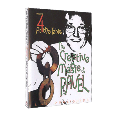 Creative Magic of Pavel - Volume 4 video DOWNLOAD