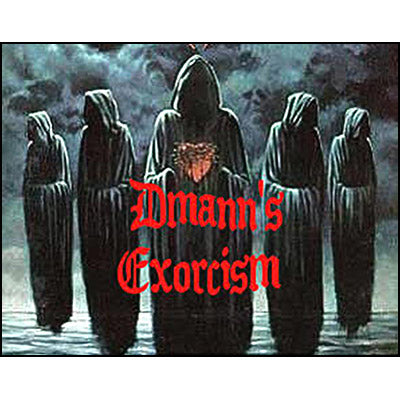 Exorcism by David Mann and Jon Maronge - Trick