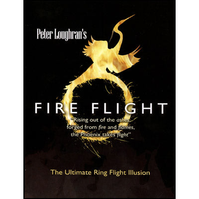 Fire Flight by Peter Loughran - Trick