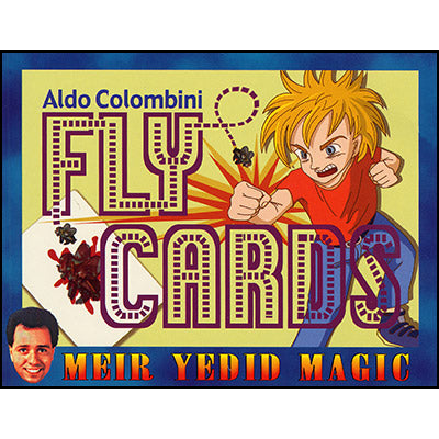 Fly Cards trick