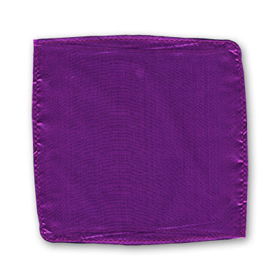 Silk 12 inch Single (Violet) Magic by Gosh - Trick