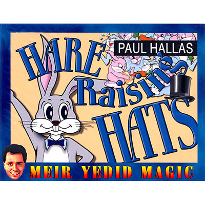 Hare Raising Hats by Paul Hallas - Trick