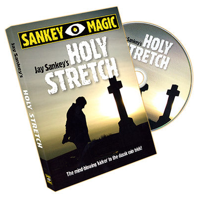 Holy Stretch (With DVD) by Jay Sankey - Trick