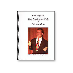 Intricate Web of Distraction by Whit Haydn - Book