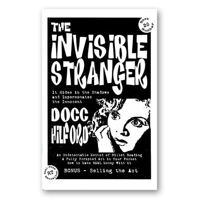Invisible Stranger by Docc Hilford - Book