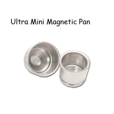 Ultra Mini Magnetic Pan by Ickle Pickle Productions - Tricks