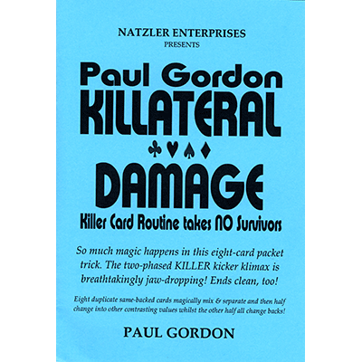 Killateral Damage by Paul Gordon - Trick
