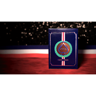 London 2012 Playing Cards (Bronze) by Blue Crown