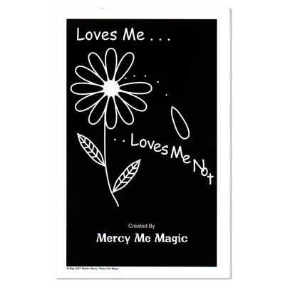 Loves Me...Loves Me Not by Martin Mercy - Trick