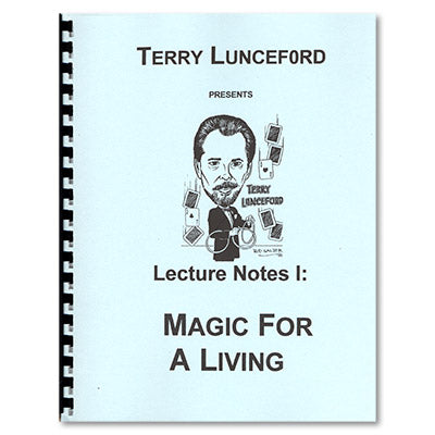 Terry lunceford Lecture 1 by Terry Lunceford - Book