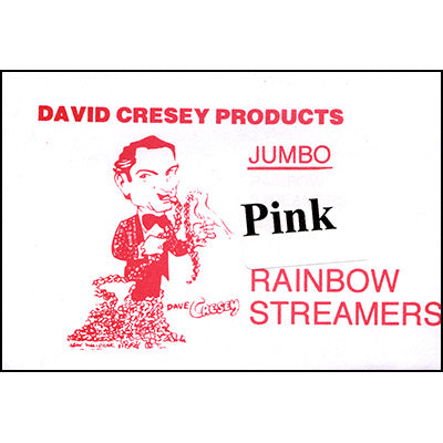Mouth Coil 46 ft by David Cresey (PINK) - Trick