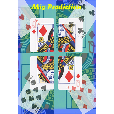 Mis-Prediction by Vincenzo Di Fatta Magic - Trick