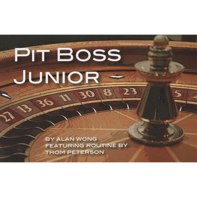 Pit Boss Jr. by Alan Wong - Trick