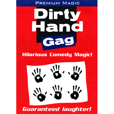 Dirty Hand Gag by Premium Magic - Trick