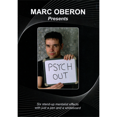 Psych Out Mentalist Tricks by Marc Oberon - Trick