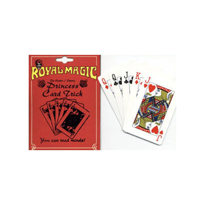 Princess Card Trick by Royal Magic - Trick