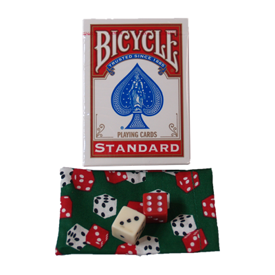 Roll the Dice Card Prediction by Ickle Pickle Products - Trick