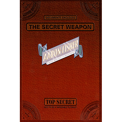 The Secret Weapon by Aaron Fisher - Trick
