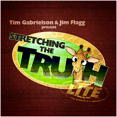 Stretching The Truth Lite by Tim Gabrielson - Trick