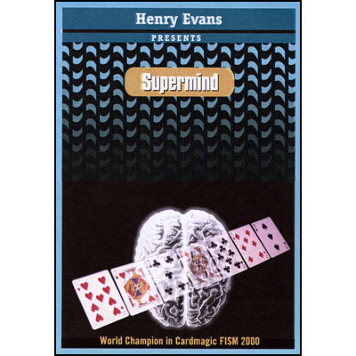 Supermind by Henry Evans - Trick