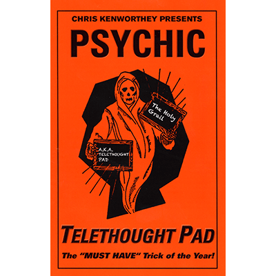 Telethought Pad by Chris Kenworthey (Large)- Trick