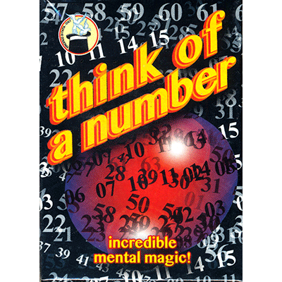 Think of a Number by Vincenzo Di Fatta - Tricks