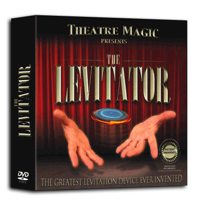 The Levitator (DVD and Gimmick) by Theatre Magic - Trick