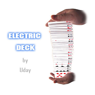 Electric Deck (50, Poker) by Uday - Trick